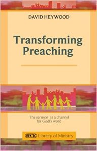 transforming preaching cover